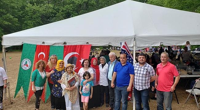New Jersey'de Otçu Göçü Şenliği