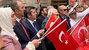 New York'ta Türk Etkinliği Başladı