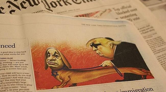 NY Times Artık Karikatür Yayınlamayacak