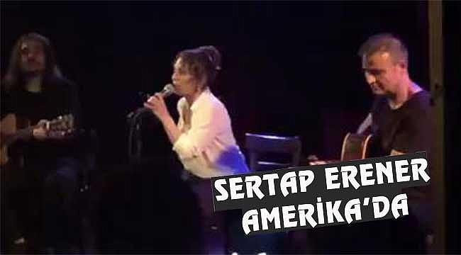 Sertap Erener'in Amerika Turnesi