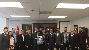 Amerikalı Türklere Üniversite Diploması Şansı