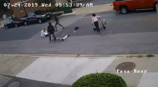 Baltimore'da Bir Müslüman Sokak Ortasında Öldürüldü