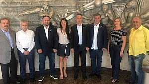 Fenerbahçe USA'dan Ali Koç'a Destek