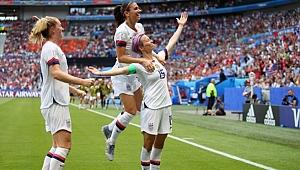 Kadınlar Dünya Kupası: ABD'nin