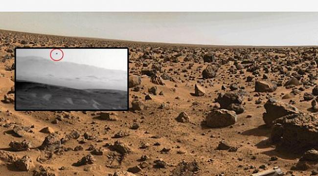 Mars'ta Kuş mu var?