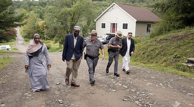 New York'ta Islamberg'e Saldırı Hazırlığında Yakalandı