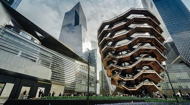 New York'un En Pahalı Mahallesi: Hudson Yards