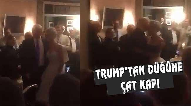 Trump Gelini Öptü