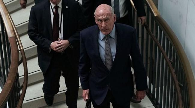 Ulusal İstihbarat Direktörü Dan Coats Görevi Bırakıyor