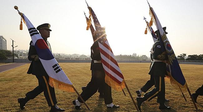 ABD'den Güney Kore'ye 800 Milyon Dolarlık Silah Satışı