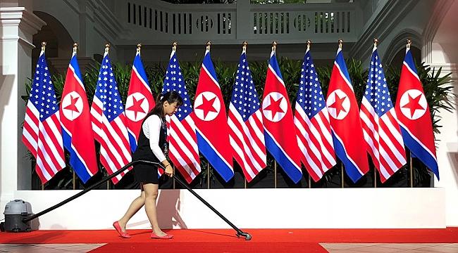 ABD, Kuzey Kore'ye Seyahat Yasağını Bir Yıl Uzattı