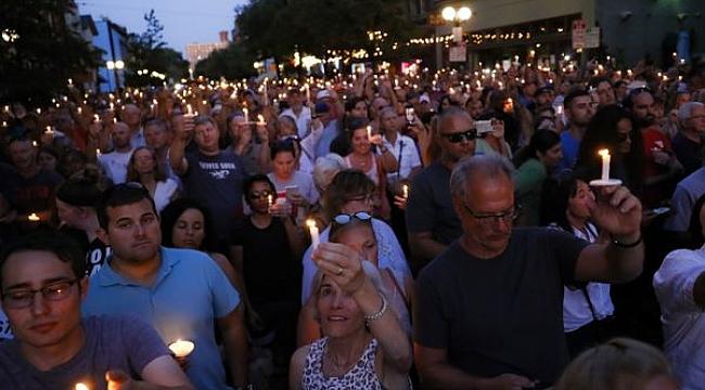 Amerika'da son 216 günde 252 Saldırı Gerçekleşti