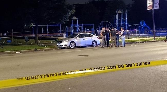 Chicago'da silahlı saldırı:9 yaralı