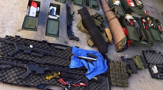 Kaliforniya'da Saldırı öncesi Operasyon