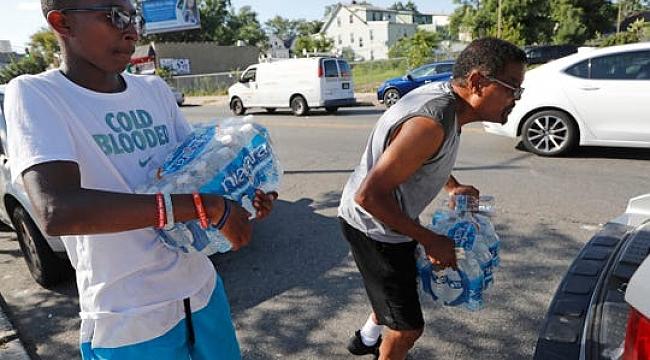 New Jersey'in Suyuna İçilemez Raporu