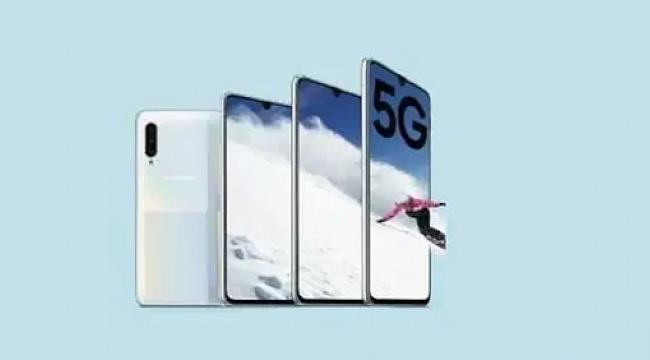 Samsung Galaxy A90'ın görseli