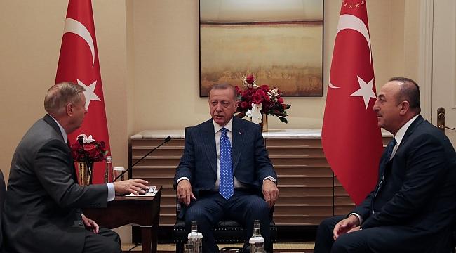 Erdoğan Cumhuriyetçi Senatörü Kabul Etti