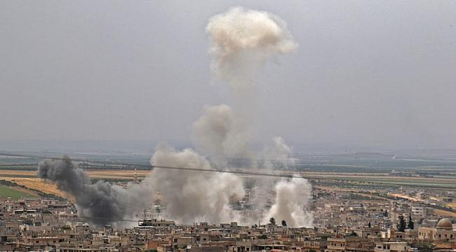 İdlib'e Saldırı Noktasal ve Hedef Odaklıydı