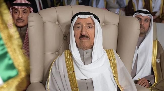 Kuveyt Emiri New York'ta hastanede