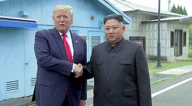 Kuzey Kore'den ABD'ye Yeşil Işık