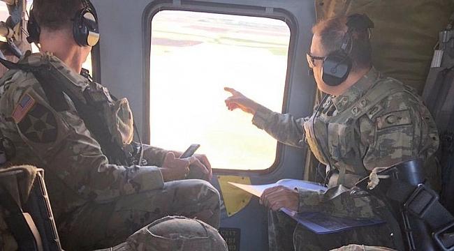 TSK'dan Askeri Sevkiyat