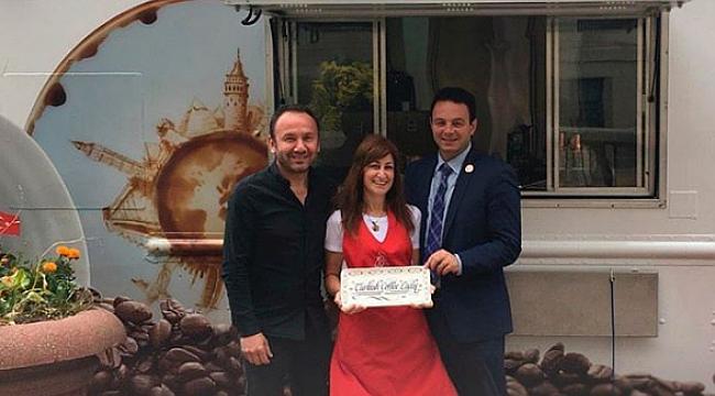 Turkish Coffee Truck Paterson'da