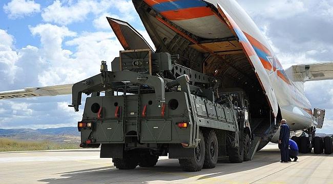Türkiye'ye S-400 Konusunda Yaptırımları İnceliyoruz