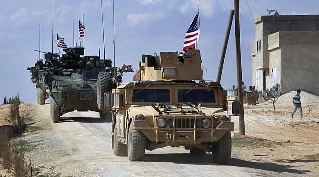 ABD Askerleri Türkiye Sınırından Çekiliyor