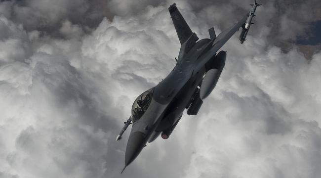 Almanya'da Amerika'nın Savaş Uçağı Düştü
