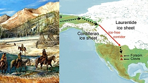 Amerika'ya Yerliler Ne Zaman Yerleşti?