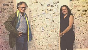 Bedri Baykam'ın Sanat Tarihi Haritası Amerika'da