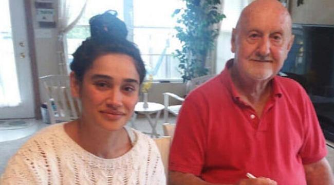 Çocuk Gelin 80 Yaşındaki Amerikalı ile Evlendi