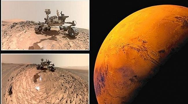 NASA, Mars'tan 100'den Fazla Ses Kaydetti