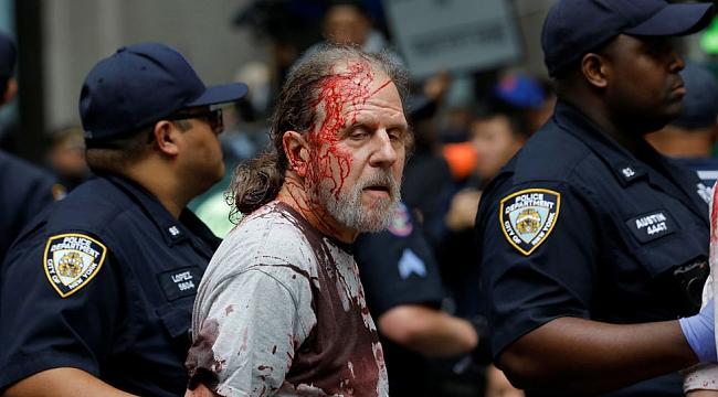 New York'ta 85 Kişi Gözaltına Alındı