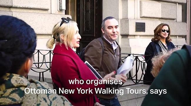 New York'ta Osmanlı Tarihine Yürüyüş