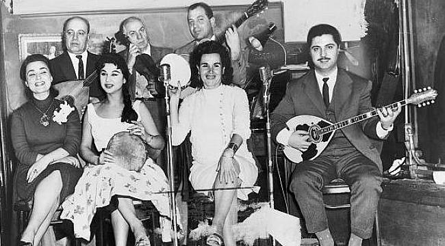 Osmanlı Şarkıları Amerika'ya Nasıl Geldi?