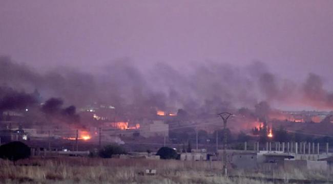 PKK/YPG'ye Kara Operasyonu