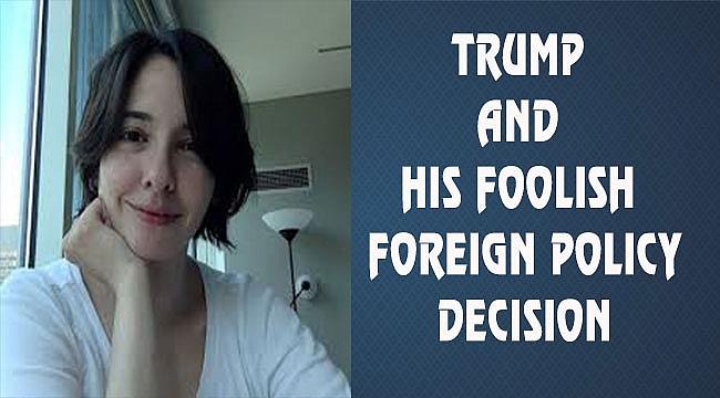 Sibel Oktay'dan Dikkat Çeken Trump Yazısı