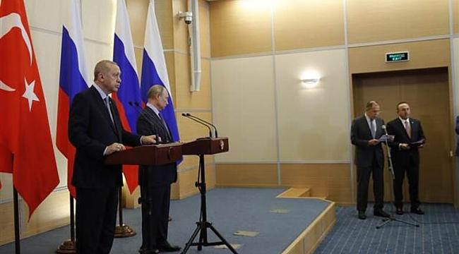 Türkiye ile Rusya arasında tarihi mutabakat