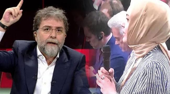 Ahmet Hakan'dan Hilal Kaplan'a Destek