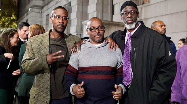 Amerika, 3 mahkuma 36 yıl sonra 'Pardon' dedi
