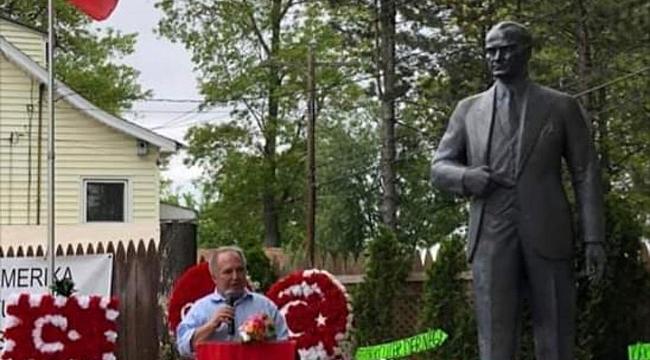 Amerika Atatürkçüler Birliği Başkanı: Feray Gökçek