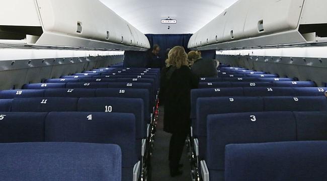 Amerikan Uçağında Irkçılık