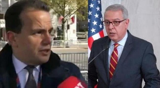 Büyükelçi Kılıç, TRT'ye yapılan Saldırıyı Kınadı