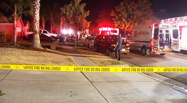 California'da Aileye Silahlı Saldırı: 4 Ölü 35 Yaralı