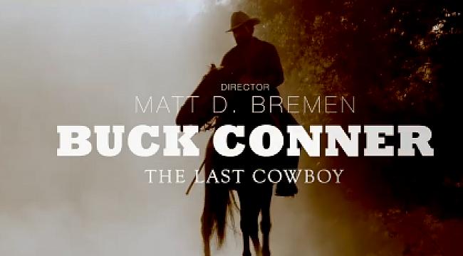 Californialı Türk Yönetmenden Buck Conner