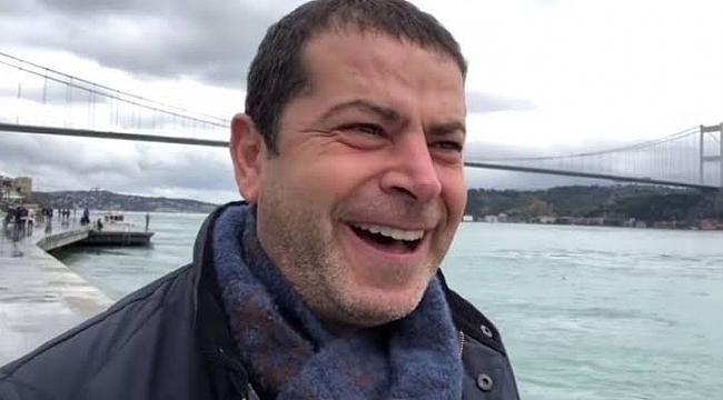 Cüneyt Özdemir: Amerika'da 'Doktora gideyim'