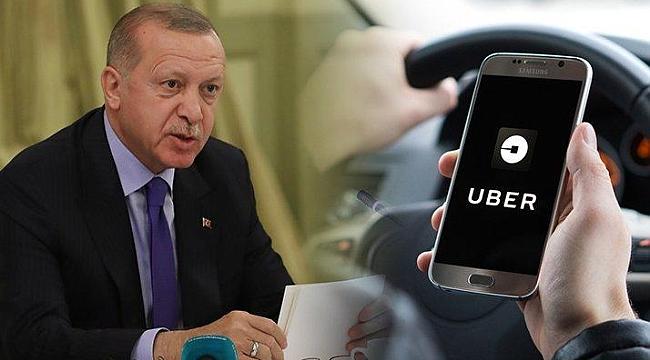 Erdoğan'ın Washington Toplantısında UBER Detayı