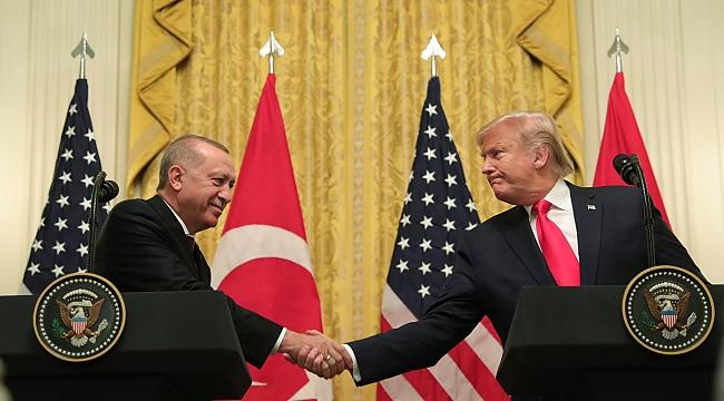 Erdoğan-Trump Görüşmesi Dünya Gündeminde