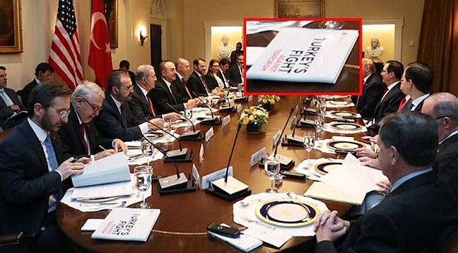 Erdoğan- Trump Görüşmesinde Dikkat Çeken Dosya